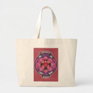 MidPyre Pink Jumbo Tote Bag
