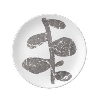 Midumadu (Series) Porcelain Plate