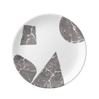 Midumadu (Series) Porcelain Plates