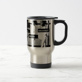 midwives are different travel mug