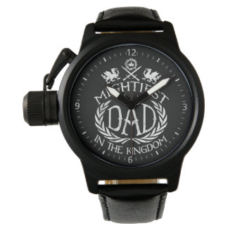 Mightiest Dad in the Kingdom Watch