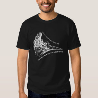 """Mighty"" Dave Sampson ""Mountain Express"" Tee-Shirt Tee Shirt"