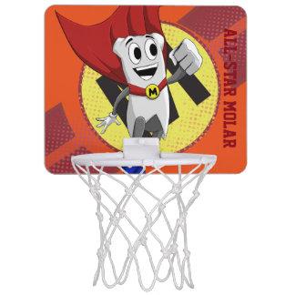 Mighty MolarMan® Allstar Basketball Hoop