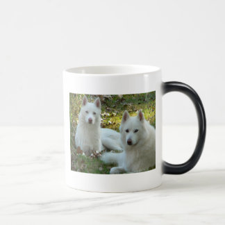 Mika and Mala  Magic Mug