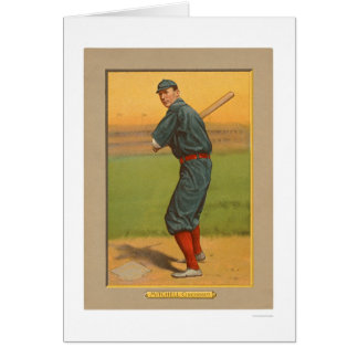 Mike Mitchell Reds Baseball 1911 Card