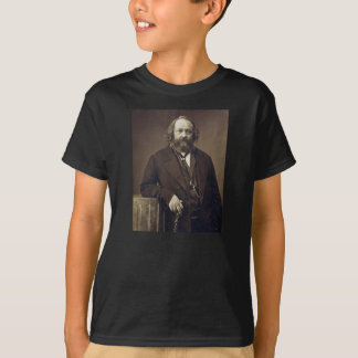 Mikhail Bakunin Russian Anarchist by Nadar T-Shirt