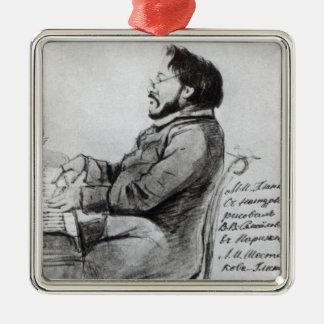 Mikhail Glinka, 1853 Christmas Ornament
