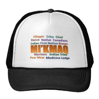 Mi'kmaq First nation Cap