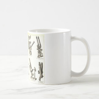 mikroscope basic white mug