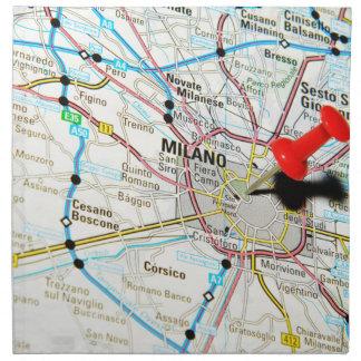 Milan, Milano (Italy) Napkin