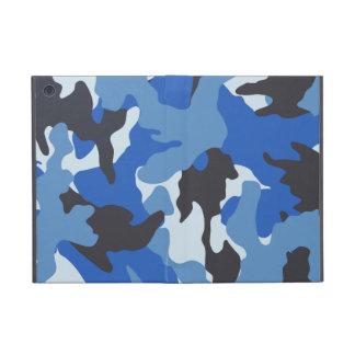 Military Blue Camo Powis iCase iPad Mini Cases Covers For iPad Mini