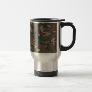 Military Camo 4 Soldiers, Patriots & Veterans Army Mugs