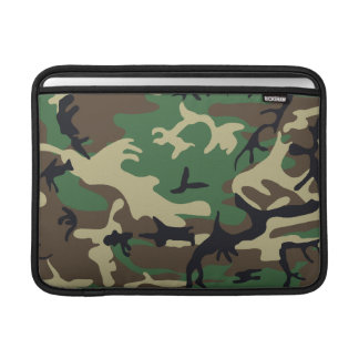 Military Camouflage Sleeve For MacBook Air