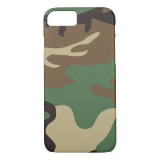 Military Design  Camouflage cool Case-Mate iPhone Case