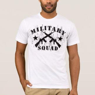 Military Squad M16 - Black T-Shirt