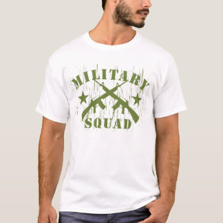 Military Squad M16 - Green T-Shirt