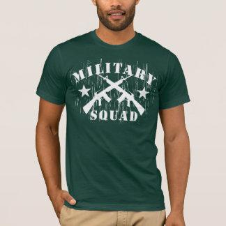 Military Squad M16 - White T-Shirt