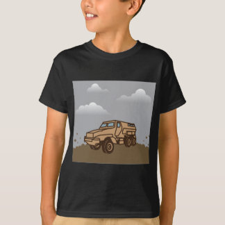 Military Vehicle T-Shirt