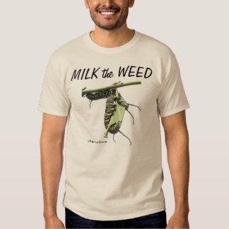 MILK the WEED Tees