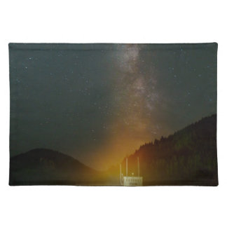 Milky Way over Detroit Dam Placemat