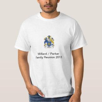 Millard Family Reunion shirt