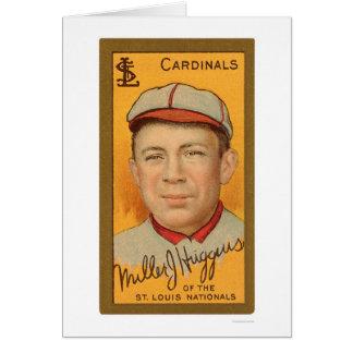 Miller Huggins Cardinals Baseball 1911 Card
