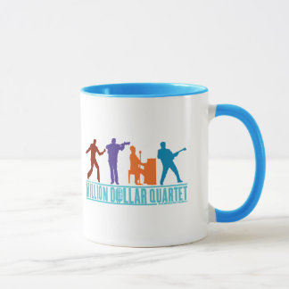 Million Dollar Quartet On Stage Mug