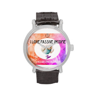 MILLIONAIRES WATCH WITH PASSIVE INCOME!
