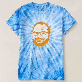 Milton Blue Tie Dye Shirt
