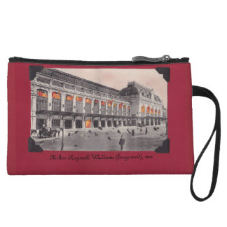 Milton's Grandfather Mini Clutch Wristlet Purses