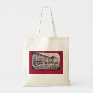 Milton's Grandfather Tote Canvas Bag