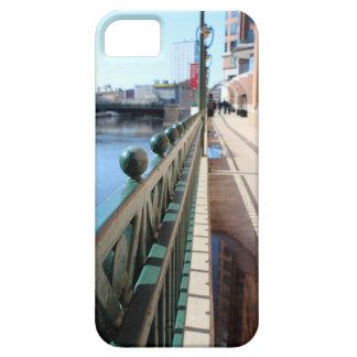 Milwaukee RiverWalk, Milwaukee, WI iPhone 5 Cover