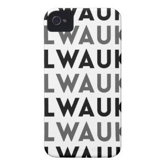 Milwaukee Tile Design Case-Mate iPhone 4 Case