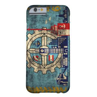 Milwaukee Wisconsin Grunge iPhone 6 case Barely Ca