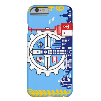 Milwaukee Wisconsin iPhone 6 case Barely There Cas