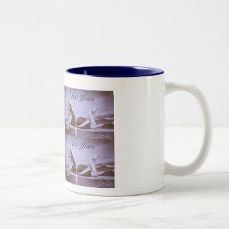Mimi Sachs 100th Birthday Two-Tone Coffee Mug