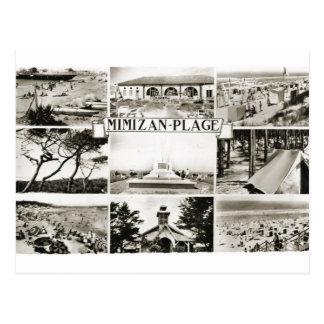 Mimizan Plage Postcards