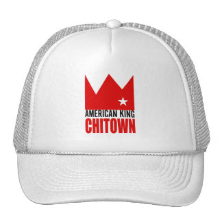 MIMS Hat -  American King of Chi-Town