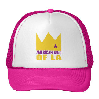 MIMS Hat - American King of L A