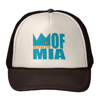 MIMS Hat -  American King of MIA