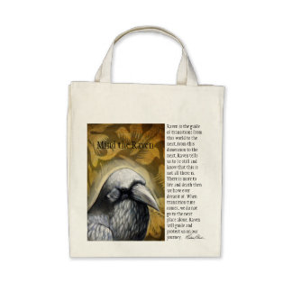Mind the Raven Bags