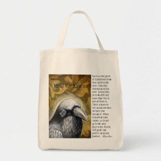 Mind the Raven Tote Bag