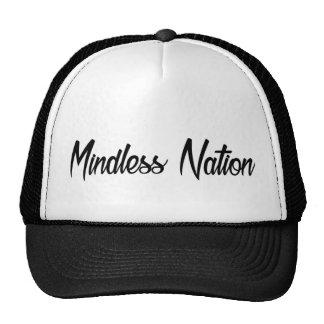 Mindless Nation Original Cap