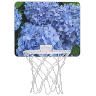MINI BASKETBALL GOAL - Hydrangeas Mini Basketball Hoop