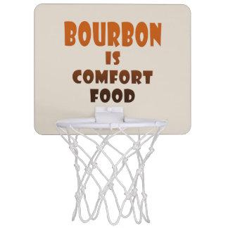 MINI BASKETBALL HOOP - BOURBON is Comfort Food