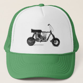 Mini Bike Trucker Hat