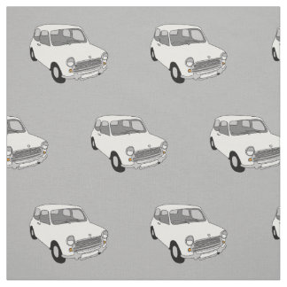Mini Car Fabric Combed Cotton by Rupert & Poppy
