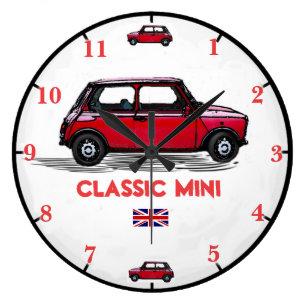 car wall clock nz