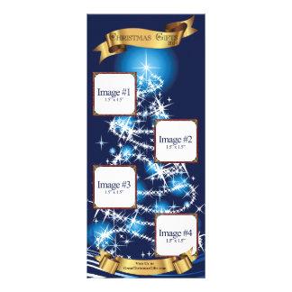 Mini Christmas Catalog Personalized Rack Card