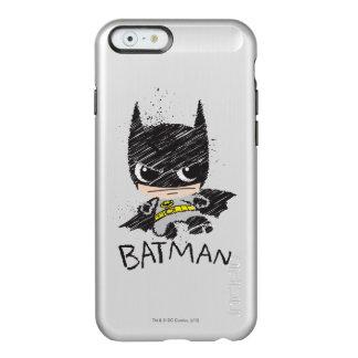 Mini Classic Batman Sketch Incipio Feather® Shine iPhone 6 Case